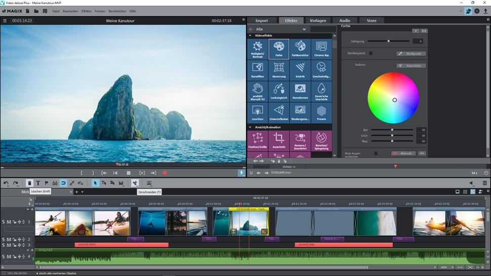 Videooptmierung Bildoptimierung