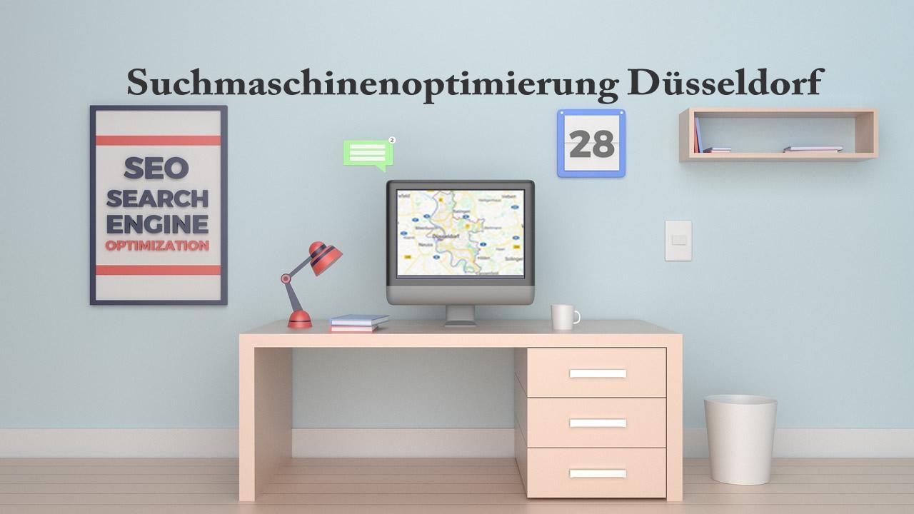 Suchmaschinenoptimierung Düsseldorf