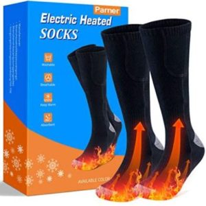 Beheizbare Socken