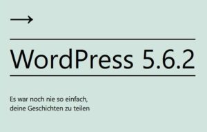 wordpress updates version 5.6.2