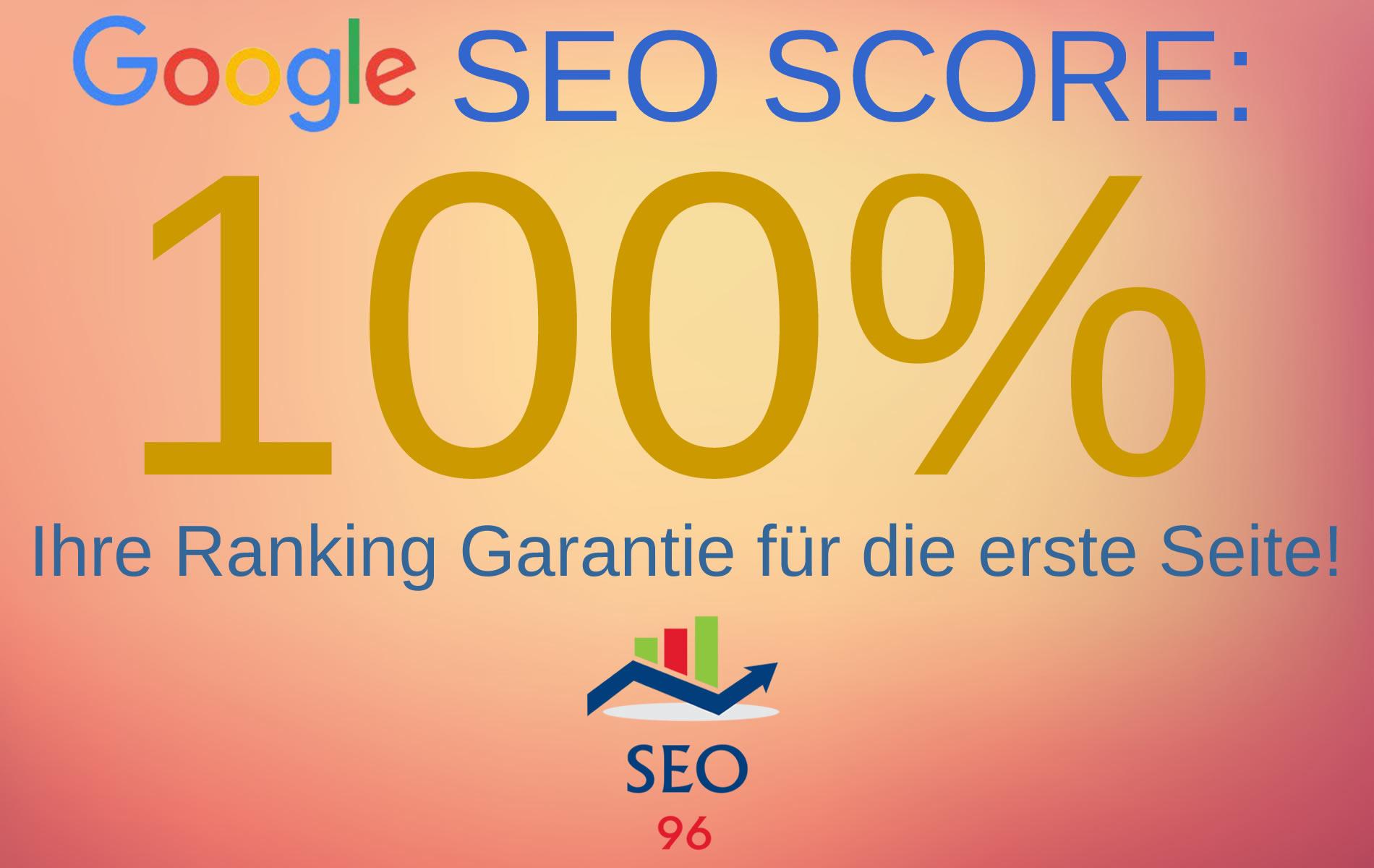100% SEO Score