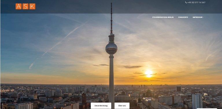 ASK Steuerberater in Berlin – Unternehmensbewertung, Unternehmensnachfolge