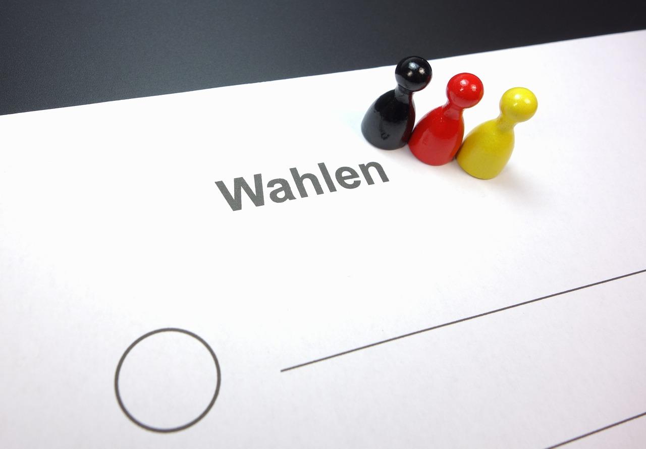 Politiker Wahlen